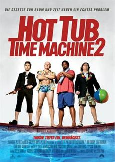 Feature | HOT TUB TIME MACHINE 2: Dos and Don'ts in der HOT TUB TIME MACHINE