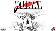 Führe in KUNAI die Schlacht für die Menschheit an - als sensibler Kämpfer im Tablet-Design