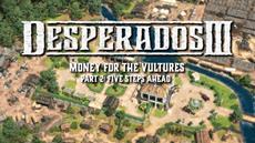 Für eine Handvoll Dollar: Neuer DLC für Desperados III schickt die Gang nach Louisiana