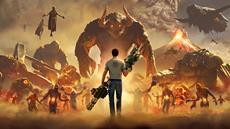 gamescom 2020 | Serious Sam 4 zeigt neuen Gameplay-Tailer mit verbessertem Papamobil