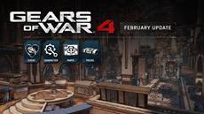 Gears of War 4: Neue Inhalte zum Valentinstag