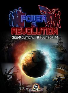"""Geopolitische PC-Simulation """"Power & Revolution"""" jetzt verfügbar"""