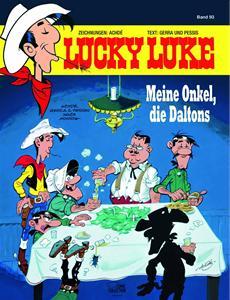 Gewinnspiel   Lucky Luke - Meine Onkel, die Daltons (Band 93)