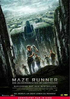 Gewinnspiel | MAZE RUNNER - Die Auserwählten im Labyrinth