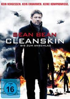 Gewinspiel: Cleanskin – Bis zum Anschlag