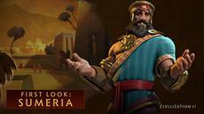 Gilgamesh ist der Anführer Sumeriens in Civilization VI