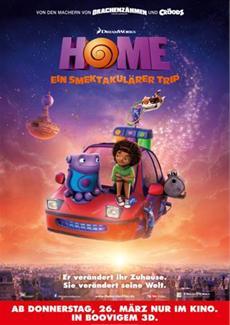HOME - EIN SMEKTAKULÄRER TRIP (Kinostart: 26. März 2015): Zwei Featurettes mit Bastian Pastewka