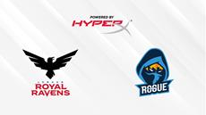 HyperX Inks Sponsorship Deal with London Royal Ravens and Rogue