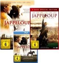 JAPPELOUP - EINE LEGENDE: Ab dem 12.06.2014 auf DVD, Blu-ray und als 3-Disc Special Edition!