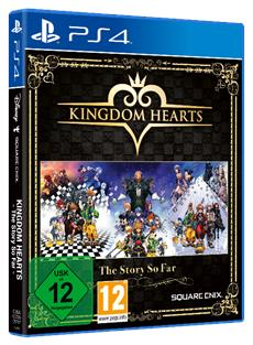 Kingdom Hearts -THE STORY SO FAR- ERSCHEINT AM 29. MÄRZ 2019 IN EUROPA