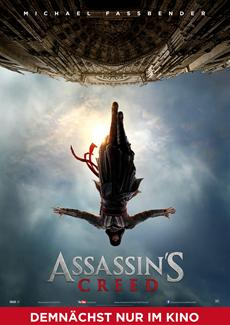 Assassin's Creed | Deutsche Featurette von der E3 online verfügbar!
