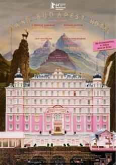 Grand Budapest Hotel mit 9 Oscar<sup>®</sup>-Nominierungen