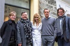 Dreharbeiten von KALINKA - DER FALL BAMBERSKI (AT) in Frankreich und Deutschland / Kinostart 2015