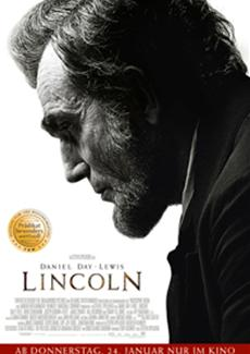 LINCOLN: GOLDEN GLOBE für Daniel Day-Lewis