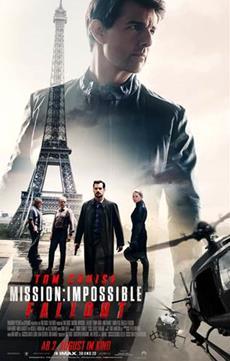 Der neue Trailer zu MISSION: IMPOSSIBLE - FALLOUT: