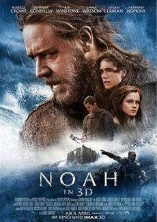 Erleben Sie NOAH und entdecken Sie die Arche: Apps und Videos zum imposanten Kinohighlight!