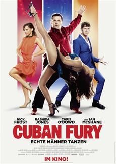 Kinostart   CUBAN FURY (Kinostart 19. Juni)