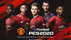 KONAMI und Manchester United kündigen langfristige Partnerschaft an