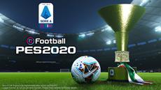 KONAMI verkündet italienische SERIE A TIM als neueste LIZENZ für eFootball PES 2020