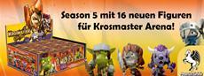 Krosmaster Arena-Erweiterung | Wild Realms