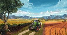 Landwirtschafts-Simulator 17   Ab sofort auch für PlayStation<sup>®</sup> 4 Pro!