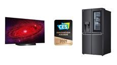 LG mit CES Innovation Awards 2021 prämiert