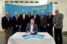 WESPE mit Lichtgeschwindigkeit: Kommunale Allianz Westspessart geht mit Deutsche Glasfaser in die digitale Zukunft