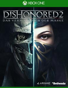Dishonored 2: Kostenloses Update mit New Game Plus ab 19. Dezember