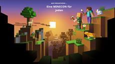 Minecon Earth 2017: Sei dabei im interaktiven Livestream