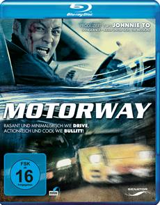 Review (Blu-Ray): Motorway