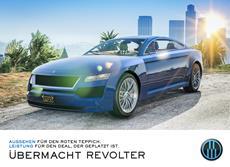 Neu in GTA Online: Ubermacht Revolter, Rabatte auf Mk-II-Waffenverbesserungen, GTA$/RP-Boni und mehr
