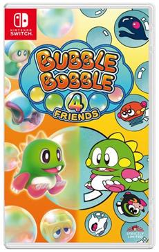 Neuer Trailer für Bubble Bobble 4 Friends für Nintendo Switch