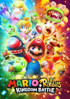 Mario + Rabbids Kingdom Battle ab sofort erhältlich für die Nintendo Switch