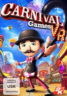 Carnival Games VR - Oculus Launch Trailer