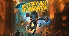 Invasion war erfolgreich: Destroy All Humans! mit neuem Accolades-Trailer