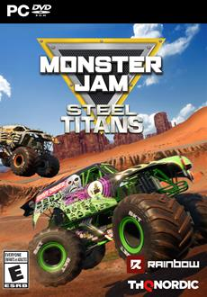 Monster Jam Steel Titans erhält riesiges Update