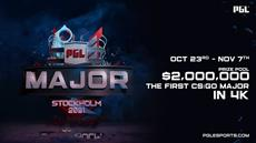 PGL to Host the First CS:GO Major After A Two-Year Break