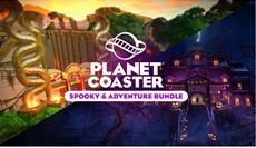 Planet Coaster: Console Edition - Spooky & Adventure Bundle jetzt erhältlich