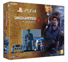 PlayStation News Alert // Limited Edition Uncharted 4 PS4 ab 27. April im Handel erhältlich