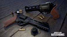 PUBG Wüsten-Karte erhält den R45 Revolver als neue Waffe