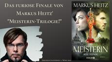 Rasanter Mix aus Mystery und History - Markus Heitz präsentiert den finalen 3. Band der Reihe um zwei Scharfrichter-Dynastien