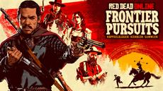 Red Dead Online: Frontier Pursuits - Trailer und weitere Details