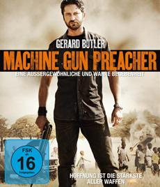 Review (Blu-ray): Machine Gun Preacher