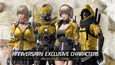 Ring of Elysium Celebrates 1-Year Anniversary with month long events!