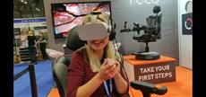 Roto VR shipping NOW! Game Changing VR Chair set to revolutionise the AR/VR industry!