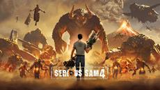 Serious Sam 4 - Entwickler- und Gameplay-Video