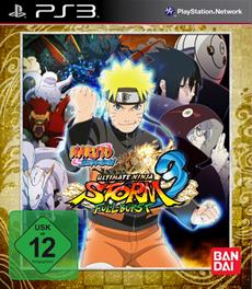Naruto Shippuden: Ultimate Ninja Storm 3 Full Burst Handelsversion für PlayStation 3 und Xbox 360 angekündigt