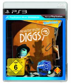 Ein Jahr voller Spaß mit Wonderbook™ steht bevor – Wonderbook™: Privatdetektiv Diggs macht den Anfang!