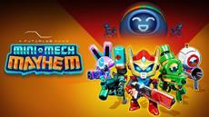 Mini-Mech Mayhem blast onto Playstation