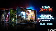 Space Junkies<sup>&trade;</sup> NON-VR Open Beta startet am 25. Juli bei Uplay